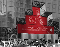 Daily Bread - Signage & Way-finding