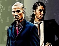 GTA V: Sang Ye (Game Art)