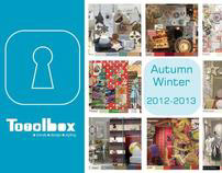 Trendbook Autumn-Winter 2012/13 (interior-home decor)
