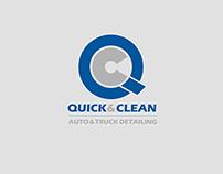QUICK & CLEAN | Branding