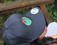Embrasse Moi - Kiss Me In French Holiday Caps