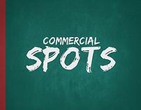 Commercial Spots