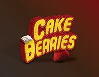 Cake Berries – Concept, Logo, & Web Design