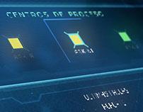 DEMO: Interfaz holográfica