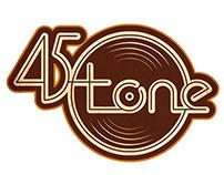 Logo 45Tone