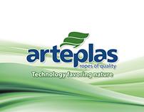 IMPRESSOS • Folder Arteplas U.S.A.