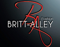 Britt-Alley – Business Card