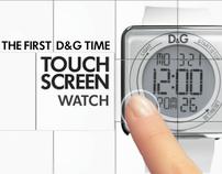 D&GTime_Spot D&G High Contact