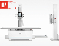 United Imaging Healthcare uDR 580I X-Ray system