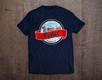 Souvenir tshirt Ponce