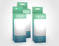 Neatter Electronics Product Packaging