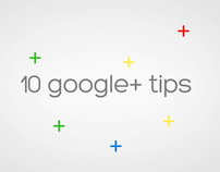 10 Tips Google+