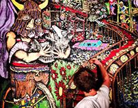 1st mural