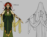 Ryse: Sword of Damocles | character design