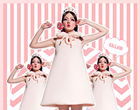 """collection """"Candy Doll""""     LOLLIPOP PERIOD"""