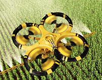Utility drone - agriculture