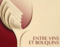 Ixsir x Librairie Antoine | Book Club Poster