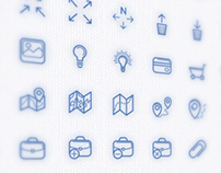 Frequently Needed Icons