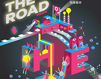 MPI Graduation Exhibition 2014《The Road》website