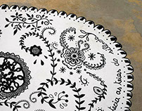 Embroidering | Graça, Lisbon, Portugal