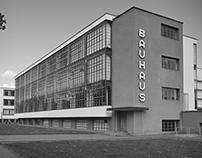 Das Bauhaus, Dessau