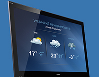 Weather Forecast Design, Pack Four (Reupload)