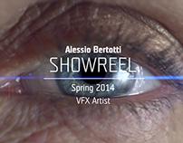 Showreel 2014 Spring