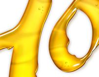 True Honey Logo & Package Design