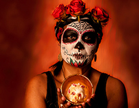 DAY OF THE DEAD SEQUENCE  PATRA 40