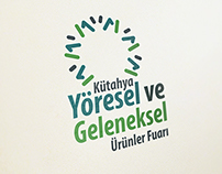 Kütahya Regional and Traditional Products Fair Logo