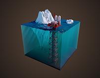 Ocean Cutaway