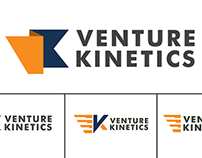 Venture Kinetics: Visual Identity