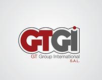 GTGI Logo Design and Stationary