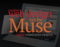 Creative Web Design with Adobe Muse: Mobile Site