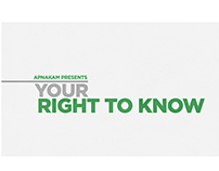 Rights to Know