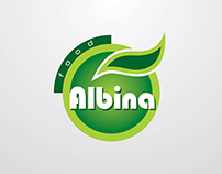 Albina Food Logo