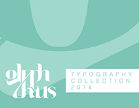 Glyph Haus | Typography Collection