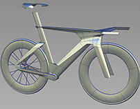 Modeling Exercise - Peugeot Onyx Bike Part 1