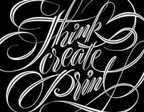 Think Create Print