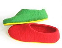 Original Shoes for Brazilian Fans