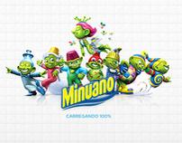 Minuano Web Site