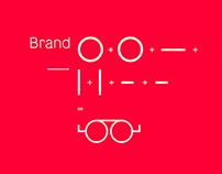 Mr. Goggles - Branding/Identity Portfolio Work