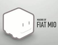 Fiat Mio - Making Of Opening