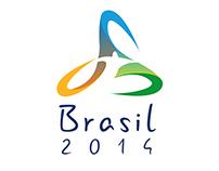 Brazil 2014 Visual Identity