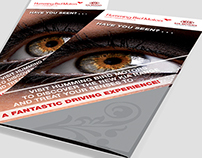 Humming Bird Motors Kia DL Leaflet