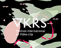 VKRS. International Video clip Festival.