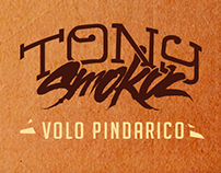 Tony Smoka - Volo Pindarico - Cover music album