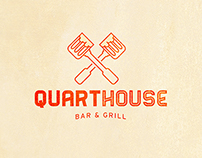 QuartHouse Branding