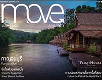 MOVE Digital Magazine, Art Direction