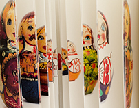 Matryoshka Book